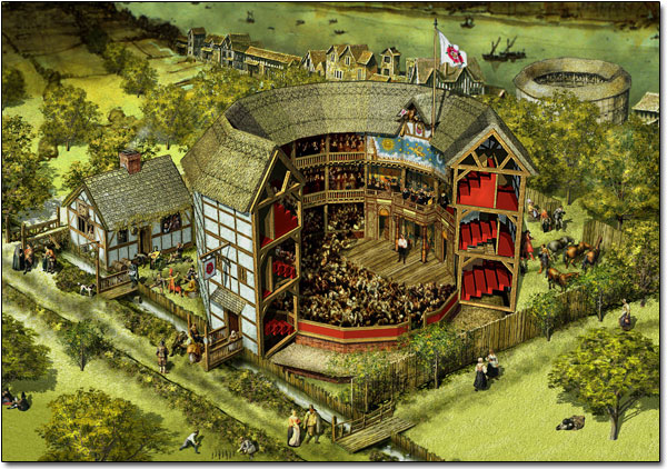 A reconstructive cutaway view of the first Rose, by William Dudley.